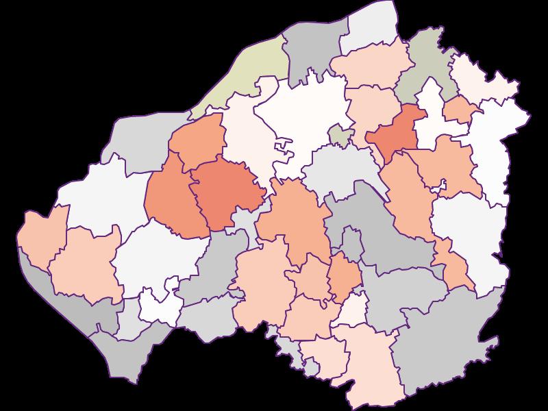 Фермеры (сравнение по Австрии) в Braunau am Inn