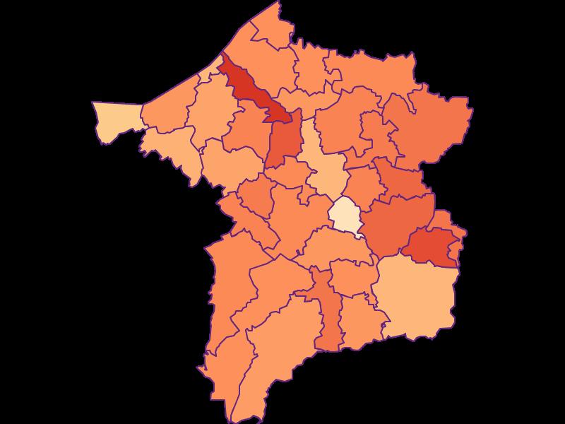 Household size in Ried im Innkreis