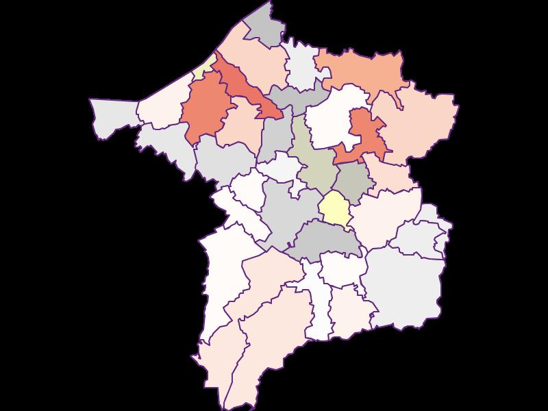 Farmers (comparison to Austria) in Ried im Innkreis