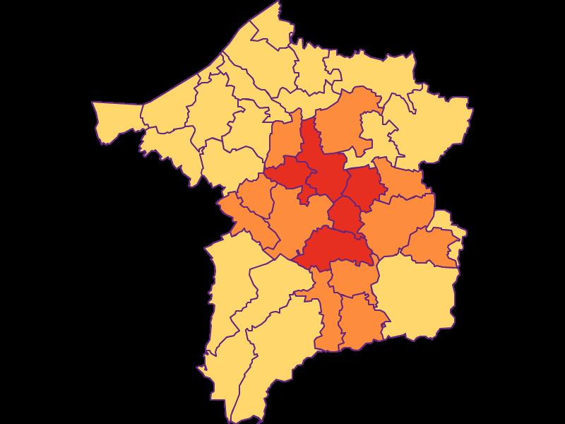 Urbanity in Ried im Innkreis