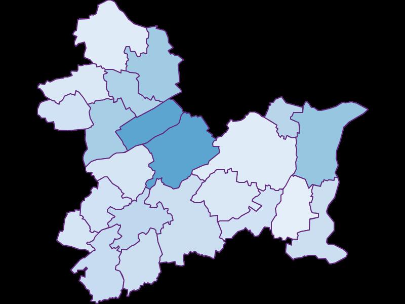 Unemployment in Linz-Land