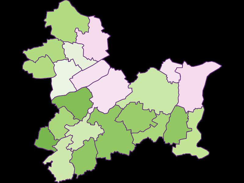 Settlement in Linz-Land