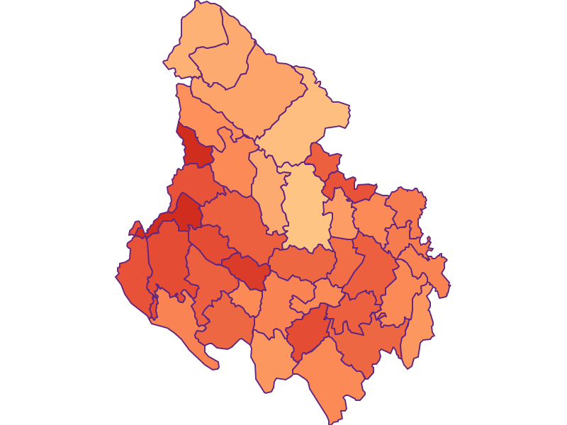 Household size in Rohrbach
