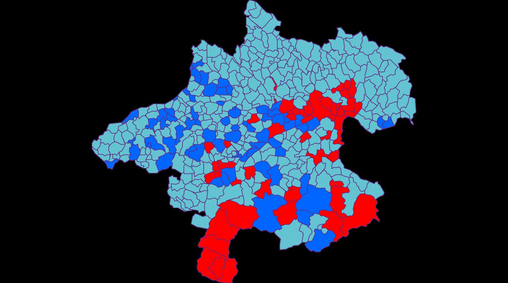 Национальные выборы | Верхняя Австрия