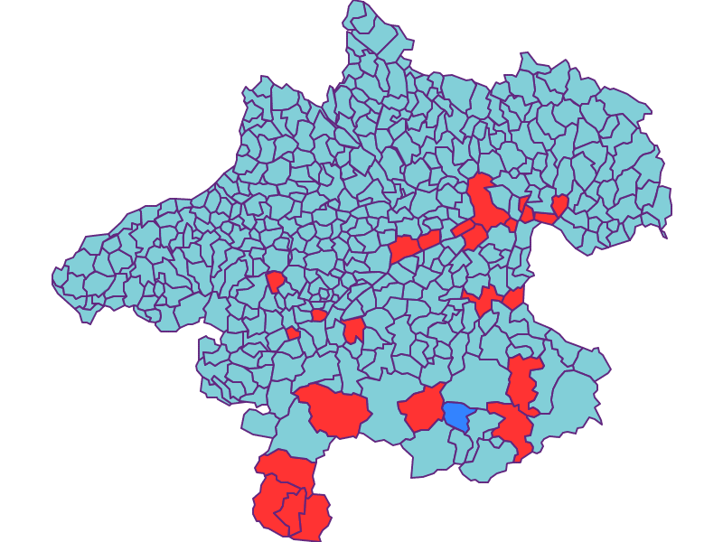 Nationalratswahlen in Oberösterreich