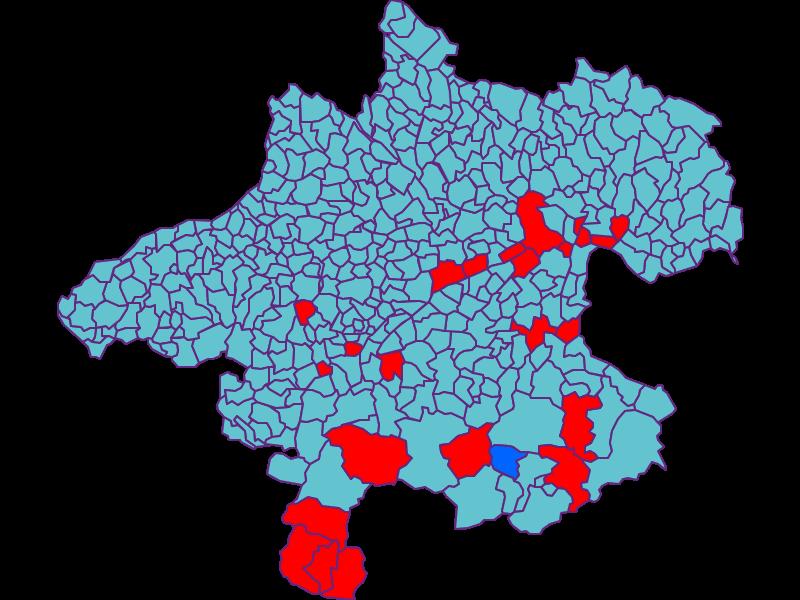 Выборы в Нац. совет в Oberösterreich