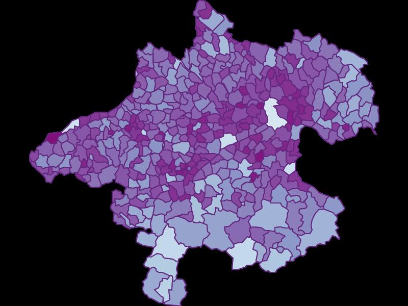 Pendler in Oberösterreich