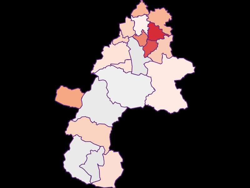 Занятость в Gmunden