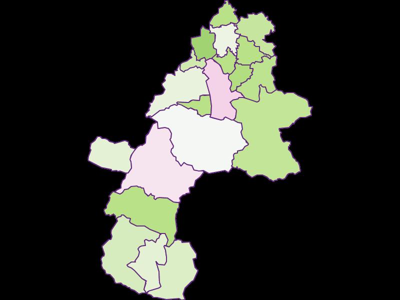 Заселенность в Gmunden