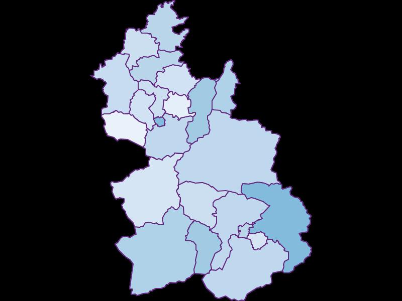 Unemployment in Kirchdorf an der Krems