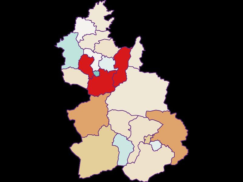 Population development since 2011 in Kirchdorf an der Krems