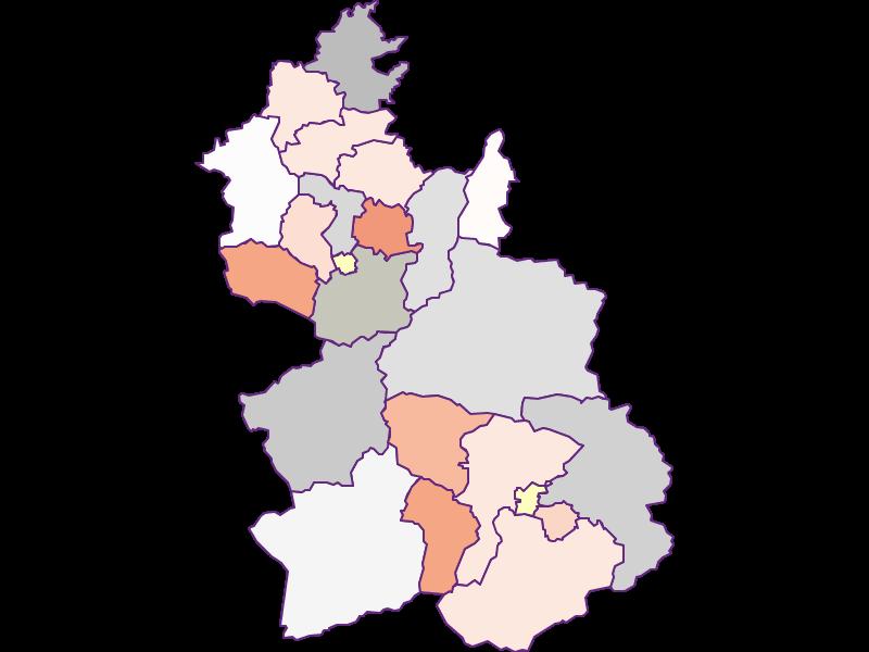 Farmers (comparison to Austria) in Kirchdorf an der Krems
