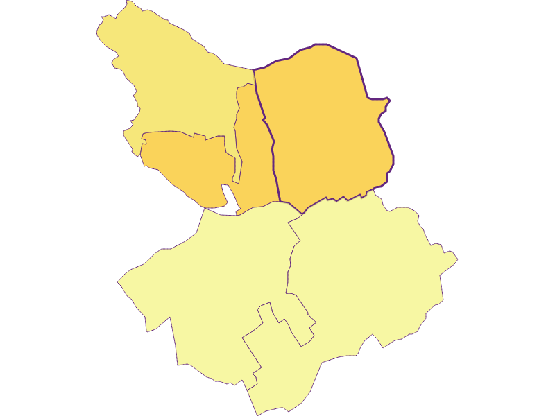 Population density in Deutschkreutz