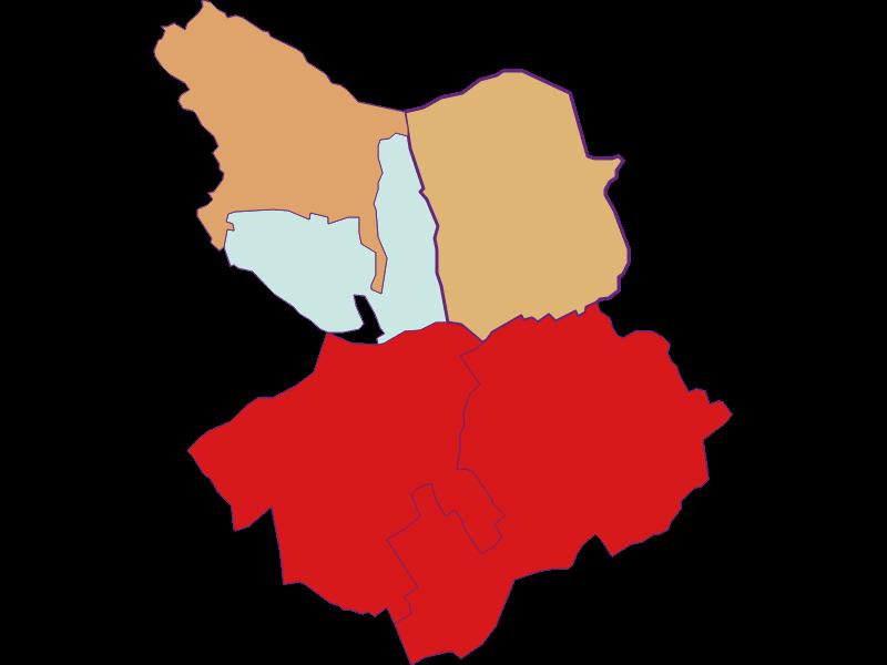 Population development since 1869 in Deutschkreutz