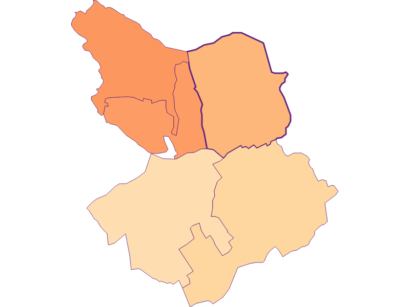 Household size in Deutschkreutz