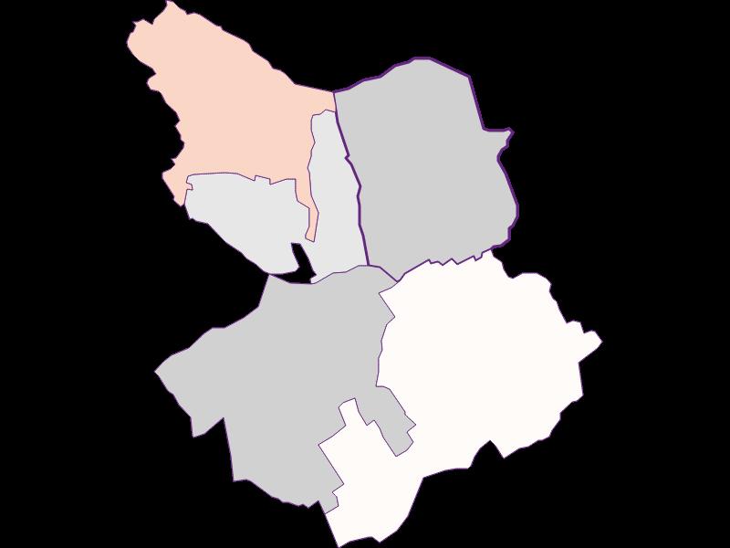 Farmers (comparison to federal state) in Deutschkreutz