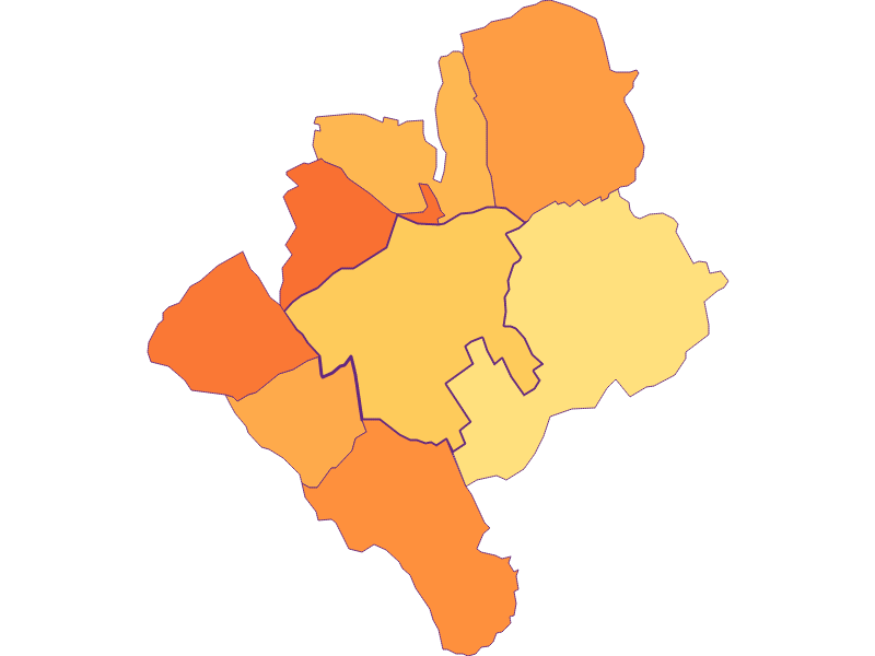 Secondary education in Großwarasdorf