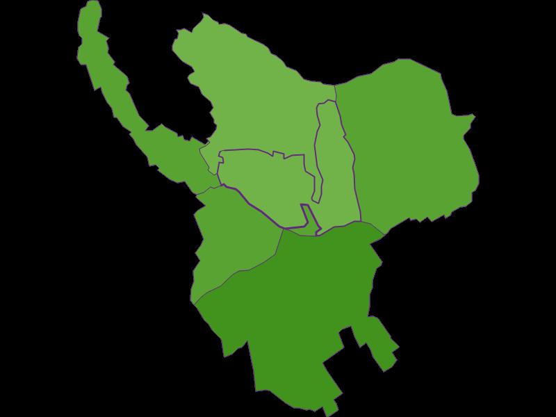 Заселенность в Horitschon