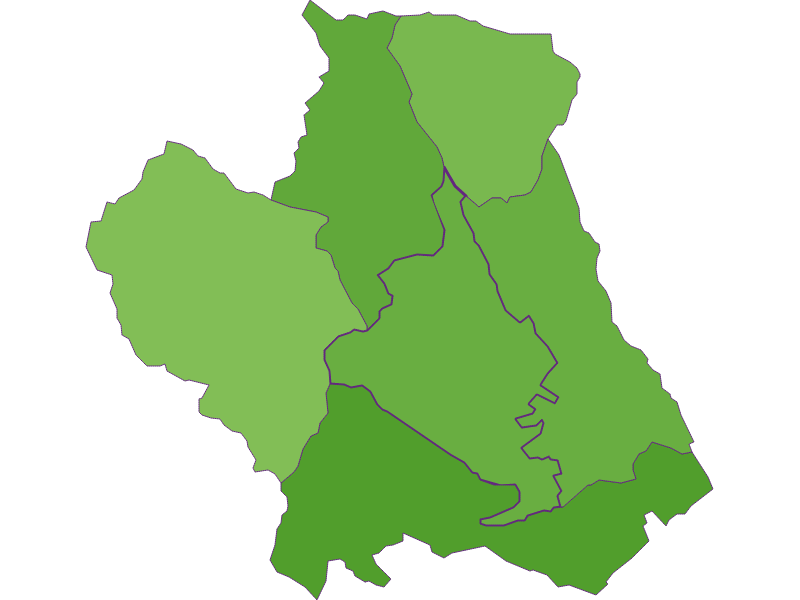 Settlement in Kobersdorf