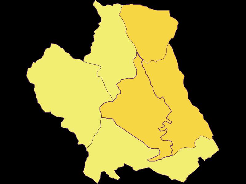 Population density in Kobersdorf