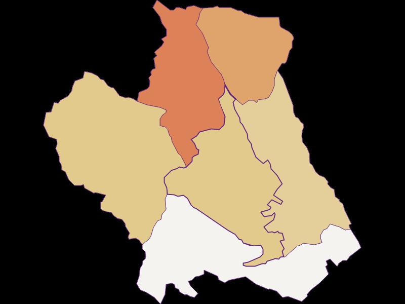 Population development since 2011 in Kobersdorf