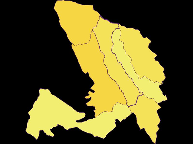 Плотность населения в Lackenbach