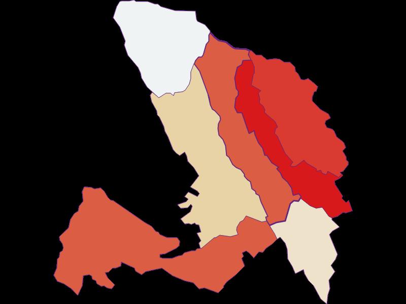 Демография с 1900 года в Lackenbach