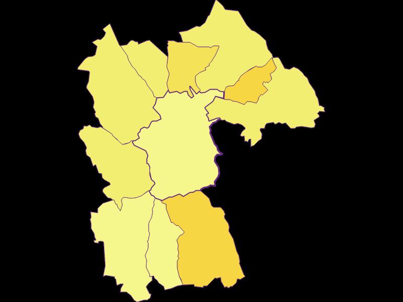 Плотность населения в Lockenhaus