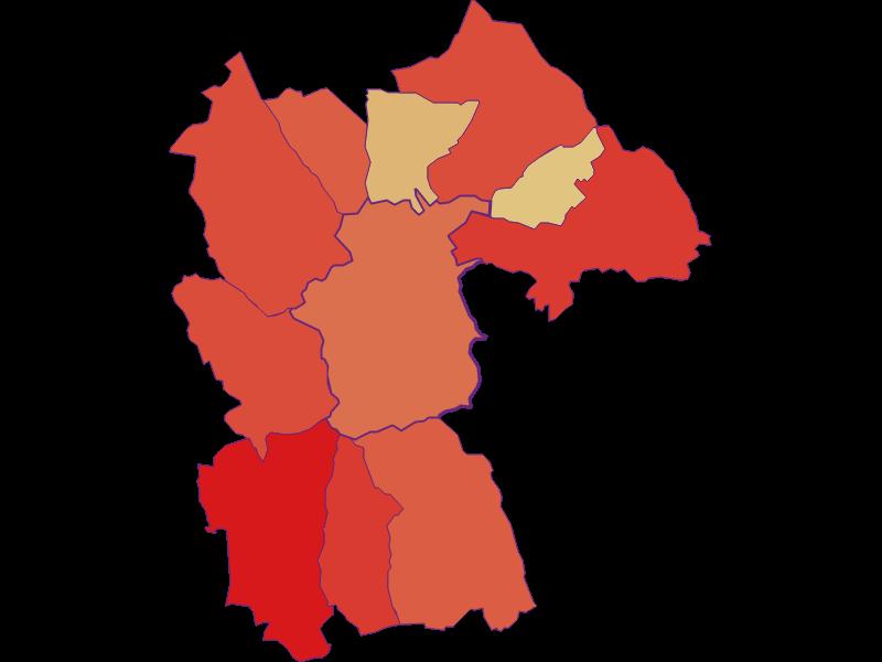 Демография с 1869 года в Lockenhaus