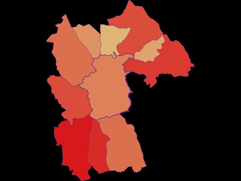 Демография с 1900 года в Lockenhaus