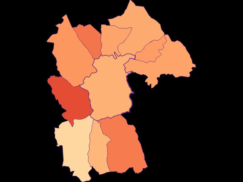 Размер домохозяйства в Lockenhaus