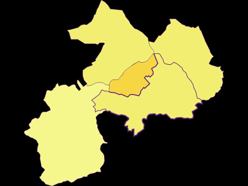 Плотность населения | Mannersdorf an der Rabnitz