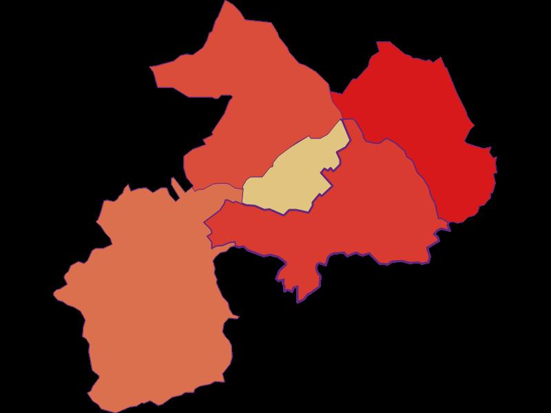 Population development since 1869 in Mannersdorf an der Rabnitz