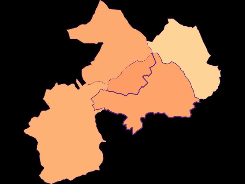 Household size in Mannersdorf an der Rabnitz