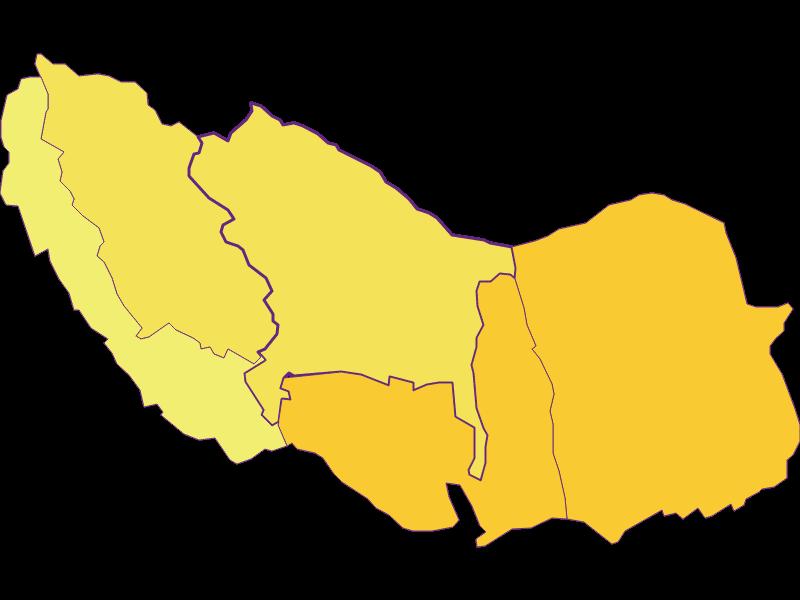 Population density in Neckenmarkt
