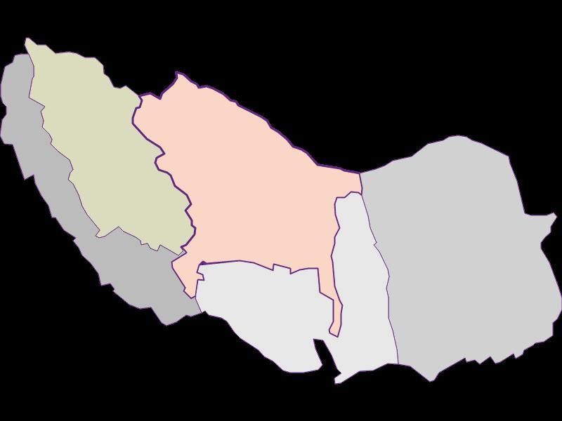 Farmers (comparison to federal state) in Neckenmarkt