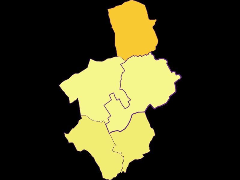 Плотность населения в Nikitsch