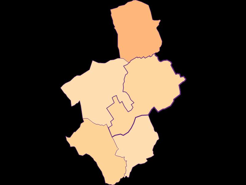 Размер домохозяйства в Nikitsch