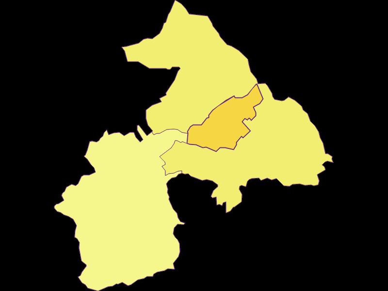 Population density in Oberloisdorf