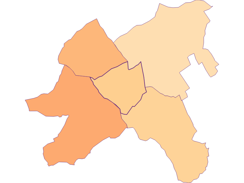 Household size in Oberpullendorf