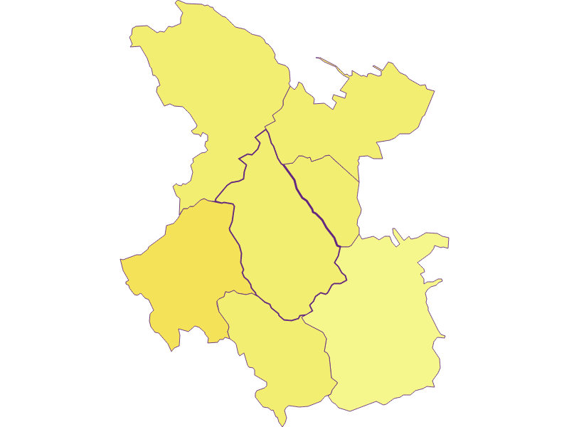 Population density in Pilgersdorf
