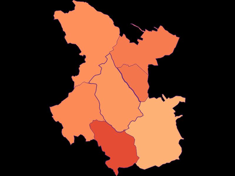 Размер домохозяйства в Pilgersdorf