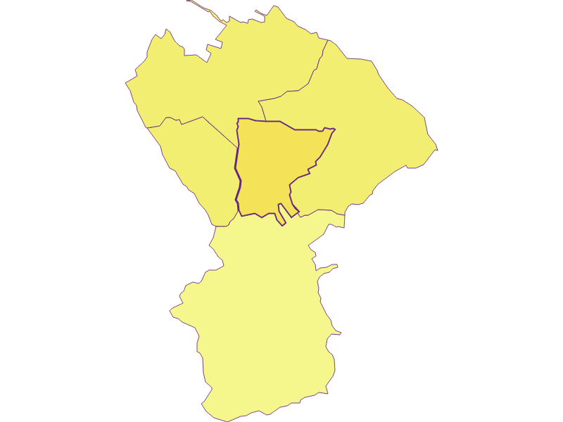 Population density in Piringsdorf