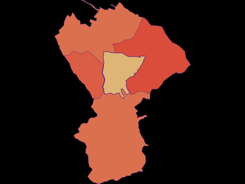 Population development since 1869 in Piringsdorf