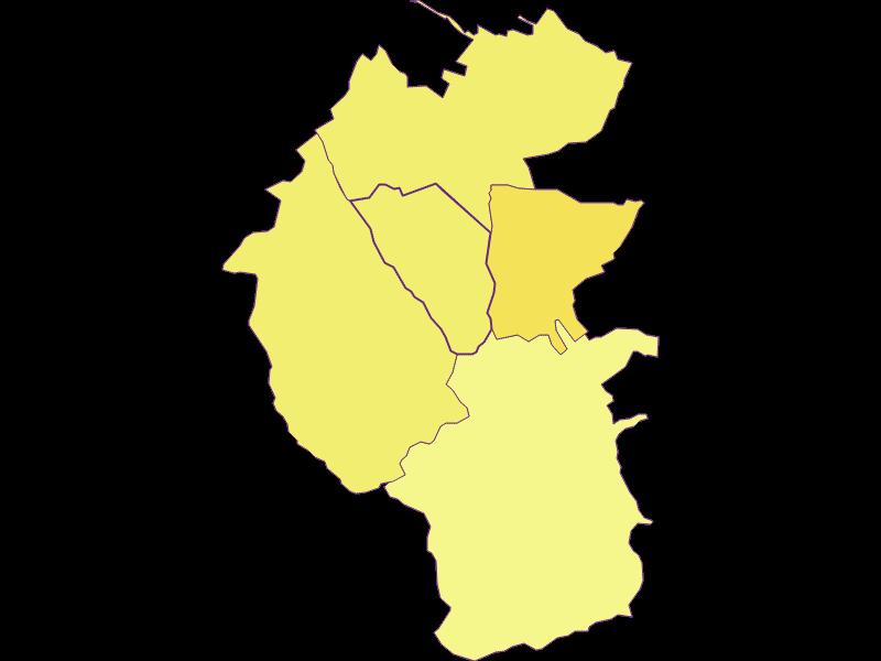 Population density in Unterrabnitz-Schwendgraben