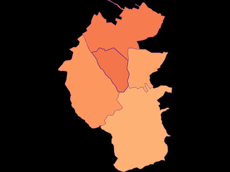 Household size in Unterrabnitz-Schwendgraben