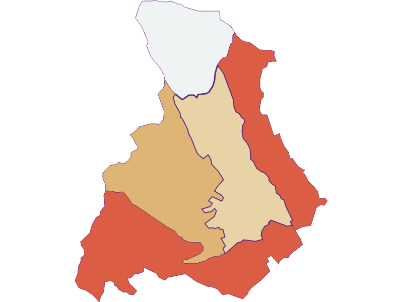 Population development since 1900 in Weppersdorf