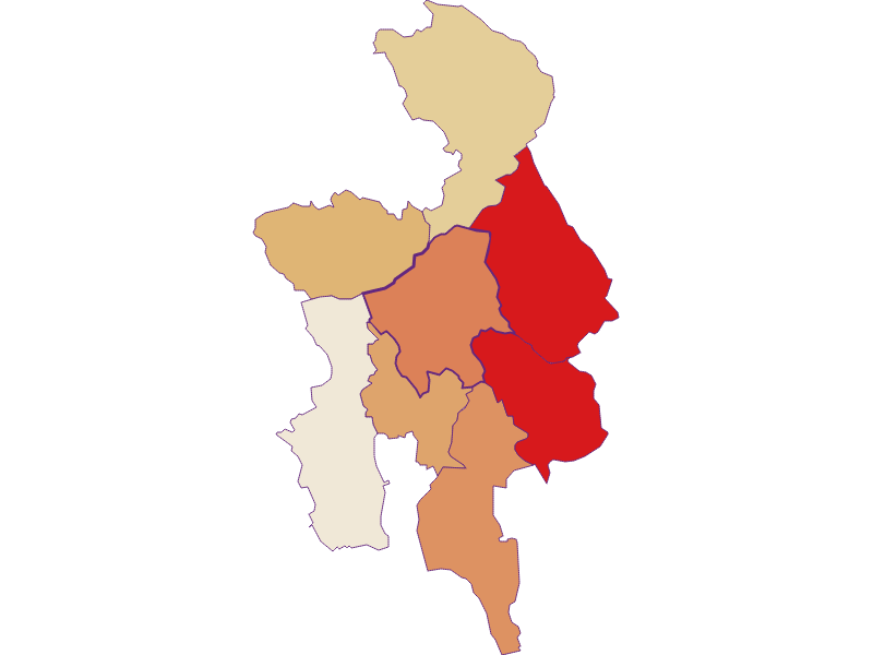 Демография с 2011 года в Bernstein