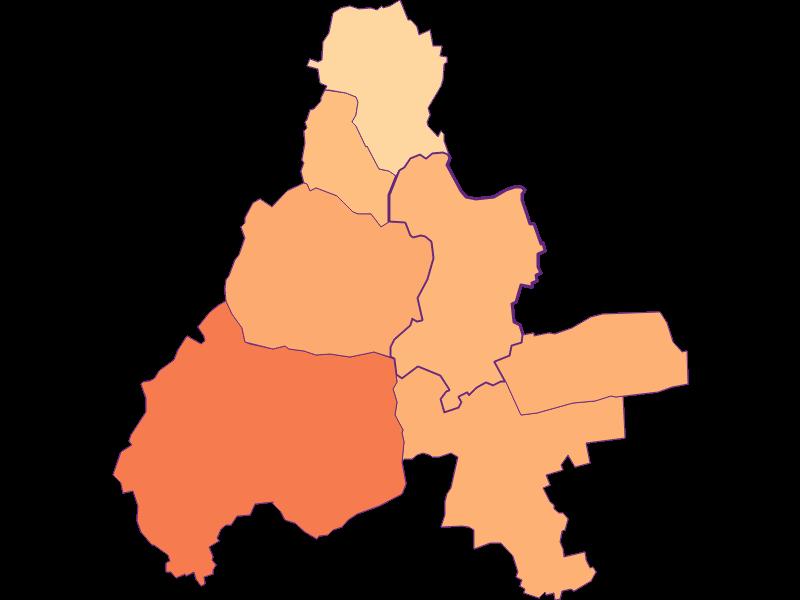 Размер домохозяйства в Deutsch Schützen-Eisenberg