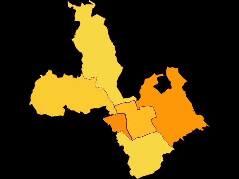 Плотность населения в Grafenschachen